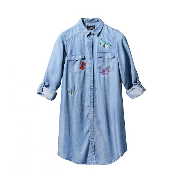 Džínové šaty, Mohito, info o ceně v obchodě.