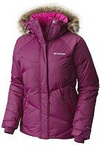 Péřová bunda na lyže Columbia, cena 6599 Kč.