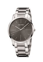 Pánské hodinky modelové řady Steadfast jsou ideálním doplňkem každého moderního muže. Cena 5.850 Kč, Calvin Klein, najdete na www.meridamorava.cz