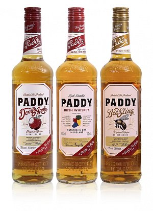 Irská whiskey Paddy