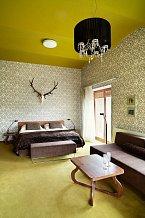 Apartmán v pánském stylu