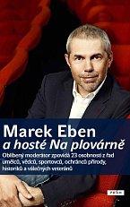 Mezi tituly tuzemských autorů je i kniha oblíbeného moderátora Marka Ebena, který sesvým typickým humorem a nadhledem zpovídá 23 osobností, které byly hostem jeho pořadu Na plovárně.