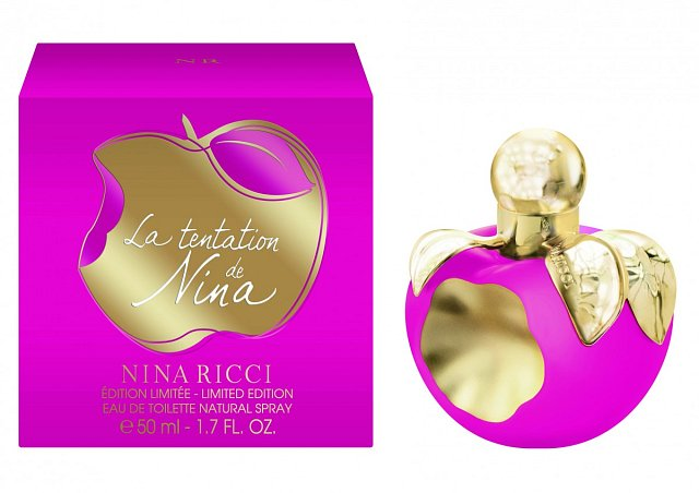 1.Packshot 50ML + pack La Tentation de Nina