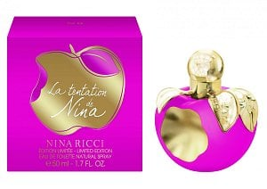 1.Packshot 50ML + pack La Tentation de Nina