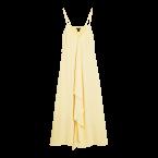 Šaty bez rukávů s volánem, Lindex, cena 1.399 Kč.