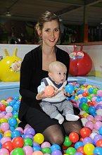 Jana Bernášková ukázala tříměsíčního syna Theodora
