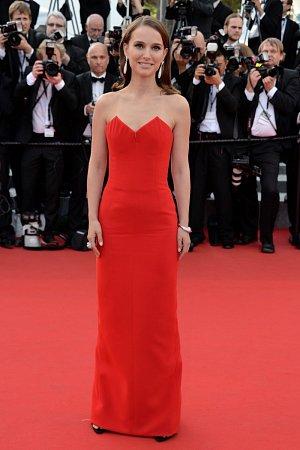 Herečka Natalie Portman.