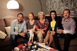 V seriálu Všechny moje lásky zazáří Mahulena Bočanová, Veronika Žilková, Roman Vojtek nebo Stanislav Majer.