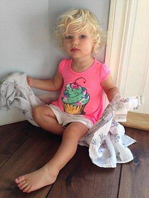 Dcera Jessicy Simpson je skutečně rozkošná