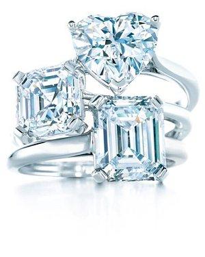 """Zásnubní prsten v podobě, jak jej dnes známe, je dílem geniálního klenotníka přezdívaného """"Král diamantů"""", Charlese Lewise Tiffanyho."""