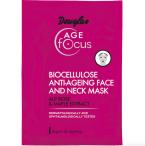 Jednorázová maska Biocellulose Firming Mask for the Neckline, Douglas, cena 289 Kč.