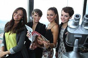 Na party se blýskly i Monika Leová, Andrea Kabická, Tereza Chlebovská a Gábina Kratochvílová.