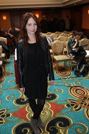 V novém seriálu si zahraje i manželka režiséra Bisera A. Arichteva Veronika Nová.