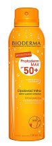 Voděodolná opalovací mlha Photoderm Max SPF 50, Bioderma, 150 ml 499 Kč