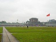 Místo Ho Chi Minhova odpočinku
