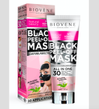 Slupovací maska Biovéne. K dostání v síti parfumerií Marionnaud, 100 ml za cenu 329 Kč.