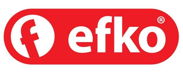 Logo společnosti Efko
