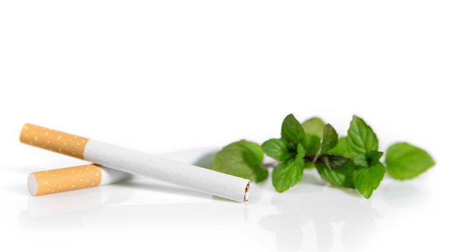 Cigarety s příchutí mentolu