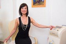 """""""I když už jsem zkusila i botox, mnohem raději dávám přednost tomuto neinvazivnímu způsobu péče o pleť,"""" svěřila se Šárka Ullrichová"""
