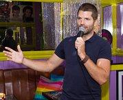 O zábavu hostů se postaral Petr Cerha alias Nasty z show Na stojáka.
