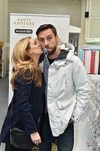 Roman Vojtek s manželkou Terezou nákupy pro synka nepodceňují.