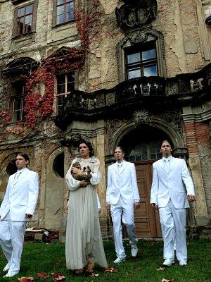 Natáčení probíhalo na zámku Jezeří poblíž Most