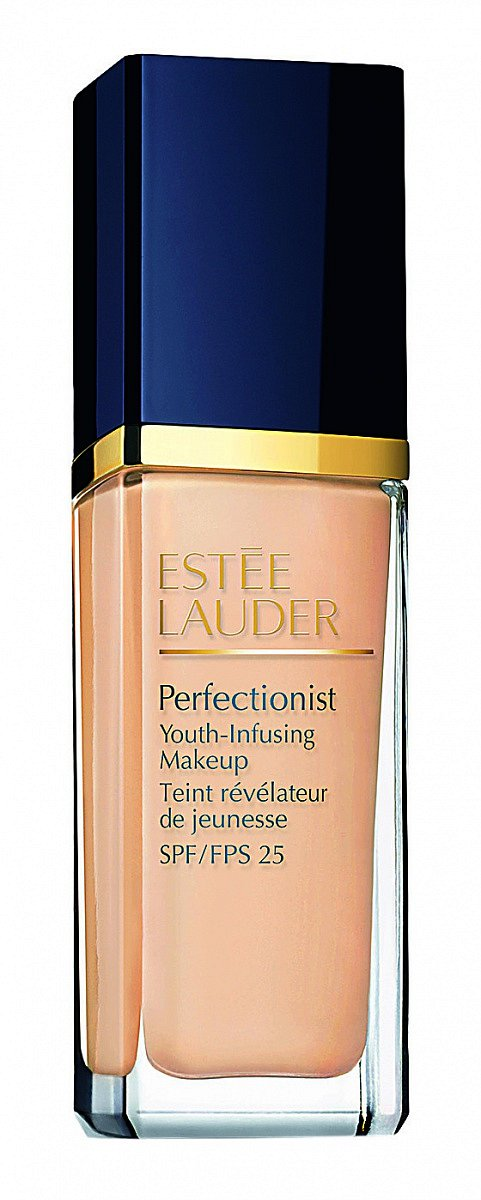 Perfectionist SPF 25 o pleť pečuje, zanechává pleť zářivou a výrazně mladší, Estée Lauder, 30 ml 1450 Kč.