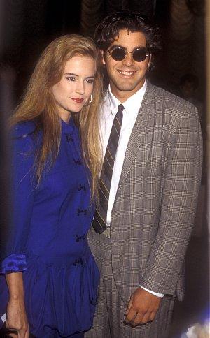 George Clooney a Kelly Preston