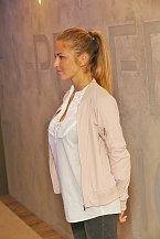 Česká Miss 2016 Andrea Bezděková v Perfect Clinic před zákrokem.