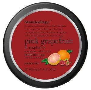 Marionnaud_Beauticology_tělové máslo_růž.grapefruit & maliny