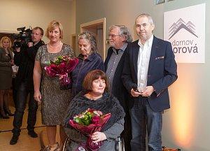 Barbara Kovačková, Nina Divíšková, Jan Kačer, Marek Eben, Markéta Fišerová