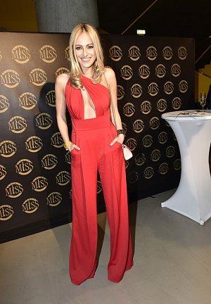 Modelka Renata Langmannová.