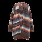 Dlouhý pletený svetr Lindex, cena 2190 Kč.