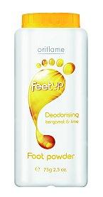 Deodorační pudr na nohy Foot Powder, Oriflame, 75g 159 Kč