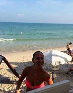 Po plážích se jí prý bude moc stýskat