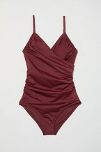 """Typ plavek """"Větší bříško"""" - jednodílné plavky, H&M, cena 899 Kč"""