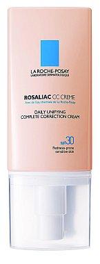 Rosalic CC Cream pro krytí a korekci začervenání citlivé pleti, La Roche-Posay, 50 ml 449 Kč.