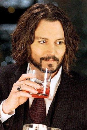 Johnny Depp (Cizinec)
