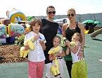 Rolins se ve FunParku Žirafa setkala také s Janou Adamcovou a jejími dětmi.