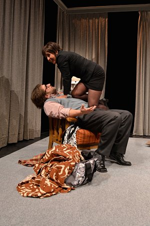 Bára umí být pořádná ďáblice, o čemž se mohou diváci přesvědčit v Divadle Kalich.