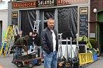 Tomáš Řepka nerad sedí s rukama v klíně, a proto kývnul na nabídku známého pivovaru.