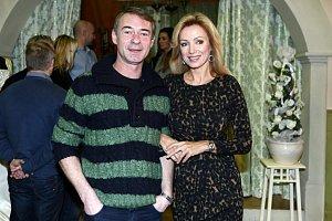 Kateřina Brožová s Jiřím Dvořákem