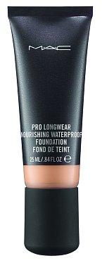 Voděodolný dlouhodržící Pro Longwear Nourishing Waterproof Foundation se dá použít jako make-up nebo korektor, MAC, 25 ml 920 Kč