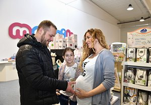 Filip Blažek se začátkem března stane potřetí otcem.