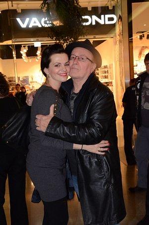 Známý rocker má se svou dcerou skvělý vztah.