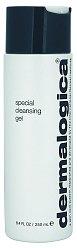 Pěnivý gel Special Cleansing Gel s obsahem rostlinných výtažků se zklidňujícím účinkem, Dermalogica, 250 ml 845 Kč.