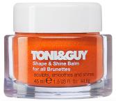 Balzám Shape & Shine Balm for all Brunettes pro tvarování a lesk, Toni & Guy, 45 ml 245 Kč