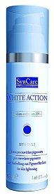 White Action krém pro zesvětlení pigmentu, SynCare, 75 ml 554 Kč