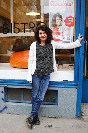 Karolína Kamberská se zařadila mezi televizní kuchařské celebrity.