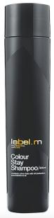 Šampon pro barvené vlasy Colour Stay Shampoo, label.m, 300 ml 207 Kč